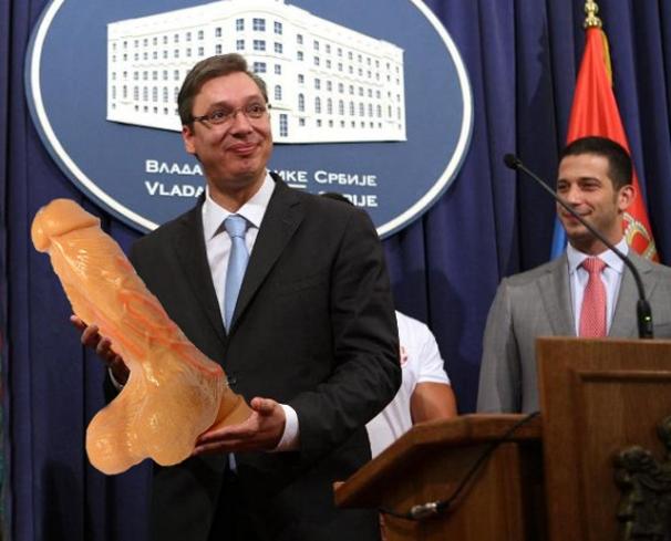 Aleksandar Vucic i ugovor sa Etihadom